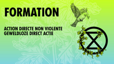 Nonviolent Direct Action Training