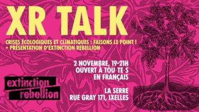 XR Talk Elsene
