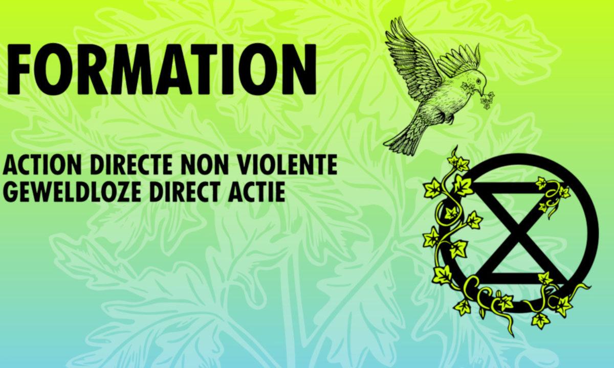 Opleiding geweldloze directe actie